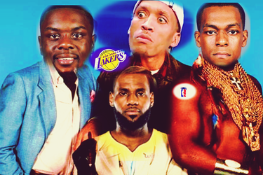 THE l A kers TEAM by NBA-Scholar