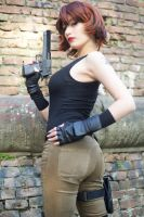 Meryl - Metal Gear Solid cosplay 2 by Meryl-sama