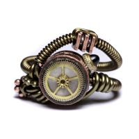 Steampunk Ring Gear Relic 2 by CatherinetteRings