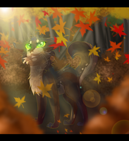 Leafkit (Commission) by WarriorCat3042