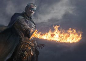Beric Dondarrion by BillCreative