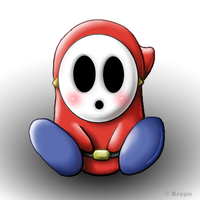 Shy Guy by ComeNozes
