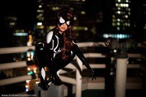 Spider Girl Anya Corazon by VampBeauty