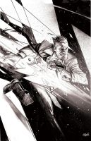 ROCHE LIMIT Variant Issue 1 by ChrisVisions