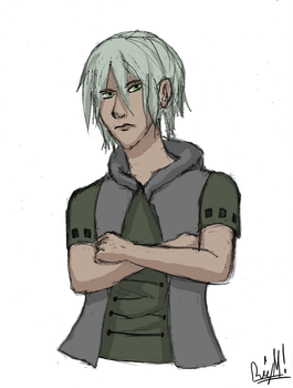 Drawing Request: Jae by GreenScrapBot