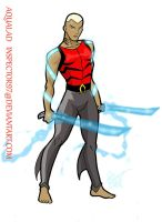Aqualad by Inspector97