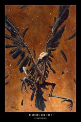 Feathers and Fury by ByronWinton