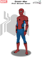 Spider-Man by Kyle-A-McDonald