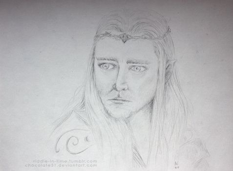 Thranduil by chocolate31
