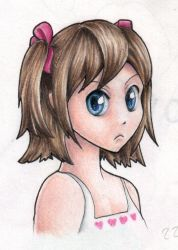 Another Anime Kid by andpie