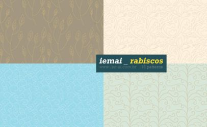 Patterns: Rabiscos by iemai