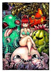 Tomatita  y  Los OctoMares Lords by KenronToqueen