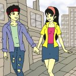Kerwin And Janine by he4rt-br34k