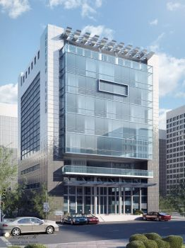 M-Tower Office building by kasrawy