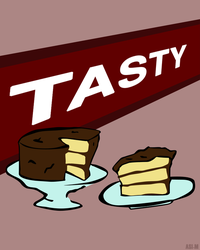 Tasty Cake by ASI-Military