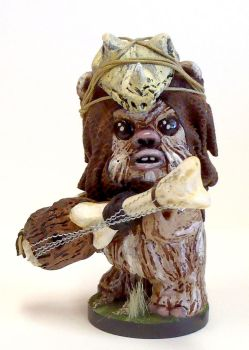 E-Rok Ewok by Barnlord