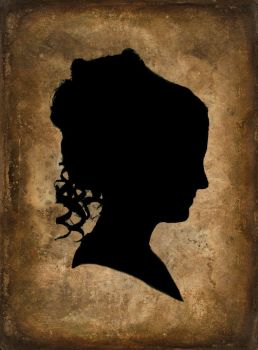 Female Silhouette by MerCave
