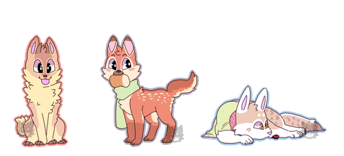 Neo cheebs 2/2 by Fox-mutts