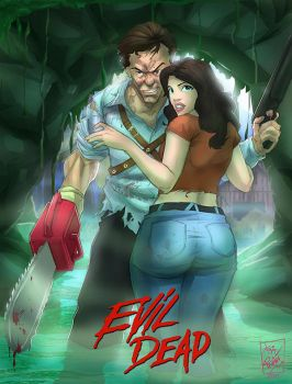 Evildead by ifesinachi