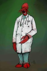 doctor Zoidberg by mrpip