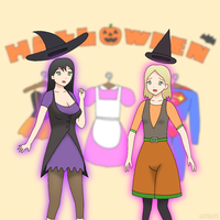 Halloween Shop pt3/4 by gomyugomyu