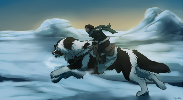 Rite of Fortitude: Winterspell by Hlaorith