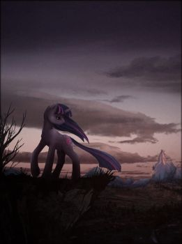 Twilight Sparkle by CosmicUnicorn