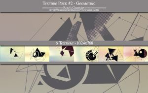 Texture Pack #2 - Geometric by dreamswoman
