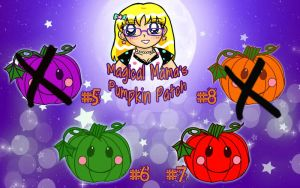 Pumpkin Patch Mystery Adopts Round 2 :CLOSED by Magical-Mama