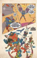 Perhapanauts issue 2 page 2 by whoisrico