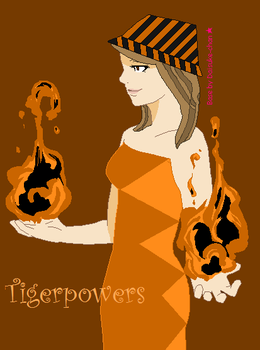 Tigerpowers by Tigerpowers