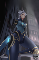 [League of Legends:] Camille by AquaLeonhart