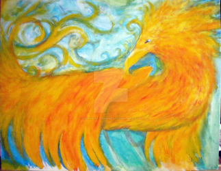 Phoenix by Death-by-Clarinet