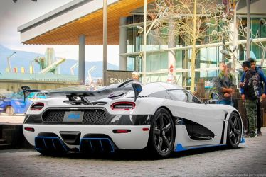 Agera RS1 by SeanTheCarSpotter