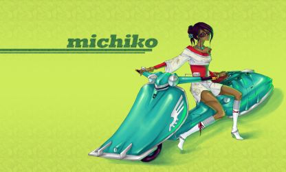 MeH: Michiko by Nannerl