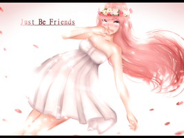 .:Just Be Friends:. by Pocky-Poison