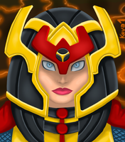 Big Barda by gentlemankevs