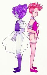 Pink and Purple by guardian-angel15