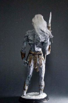 White walker King Back by philipe3d