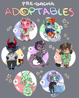 GACHA HYPE ADOPTS [closed] by Jarfly