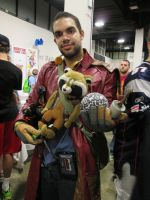 Starlord Cosplay by videogameking613