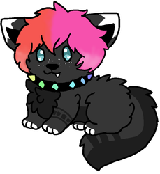 Faith Chibi {Comm} by Distressed-Pigeon