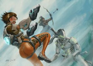 Overwatch by themimig