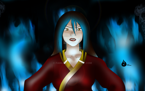 Princess Azula by Fairloke
