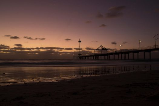 After The Sun Sets #3 - Long Exposure by DylserX
