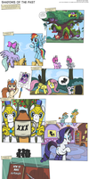 MLP:FiM - Shadows of the Past #15 by PerfectBlue97