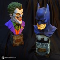 Busto BATMAN by ddgcom
