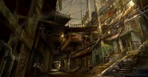 Street-view(low) by derrickSong