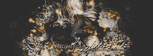 Feed Me Your Loneliness { Annie Leonhardt } by CrunchybellxkLC