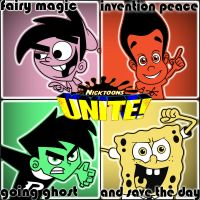 nicktoons unite character r edit by sibred